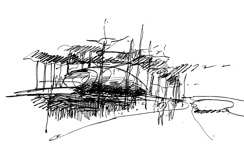 Design Engine Hardwick Hall Park Sketch