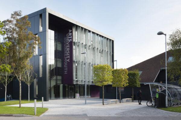 University of Arts Bournemouth for Design Engine. Copyright Jim Stephenson 2016