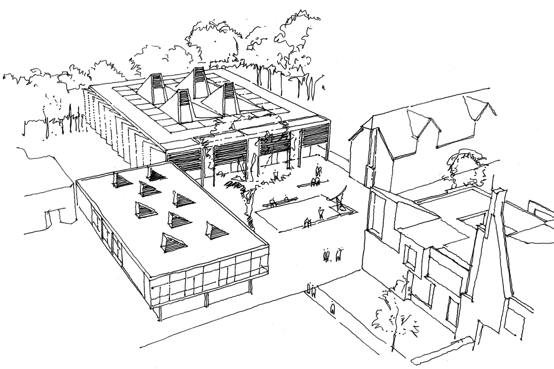 Design Engine Charterhouse Masterplan