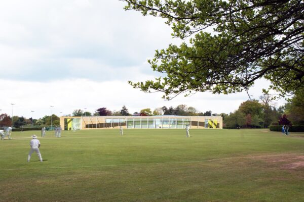 Design Engine Charterhouse Sports Centre