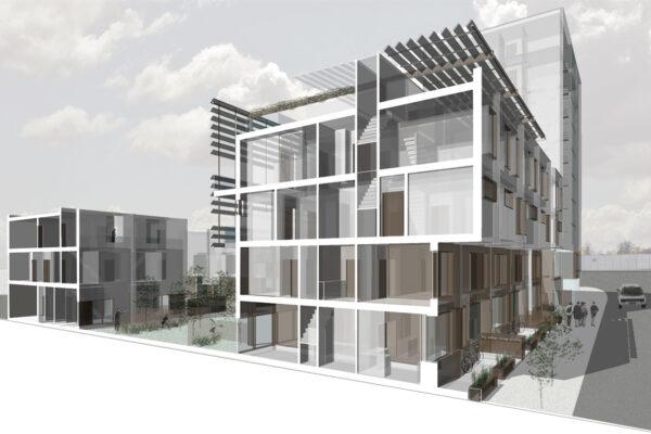 Design Engine William Street Visualisation