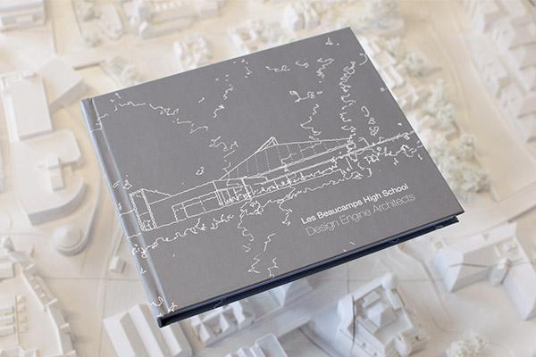 Design Engine Publication Les Beaucamps High School Monograph