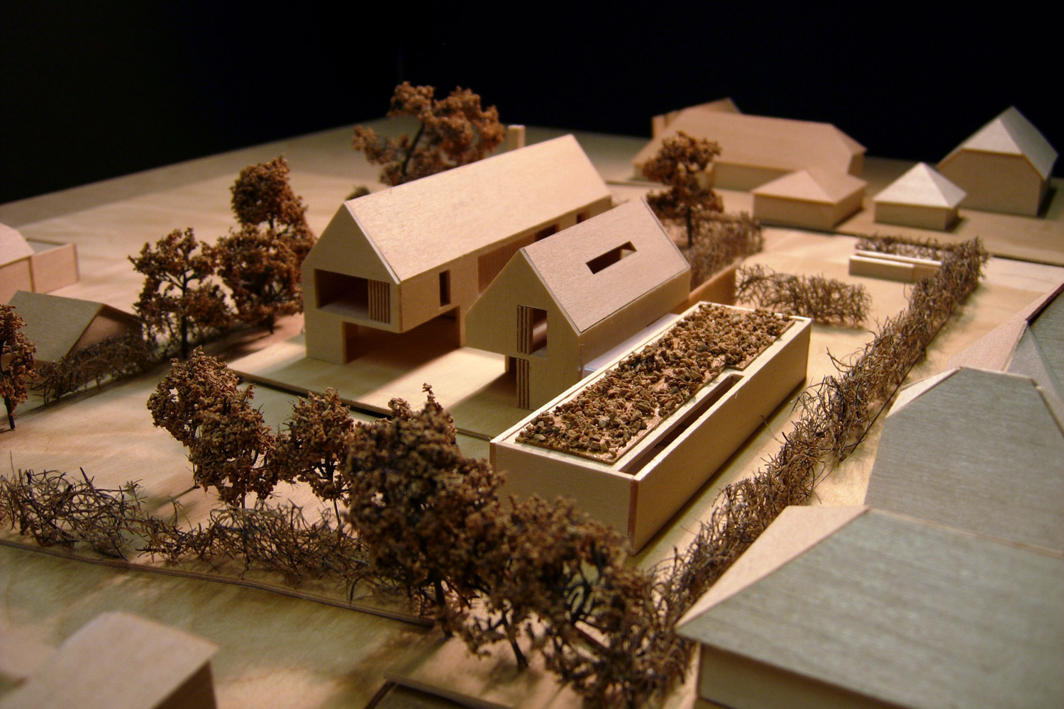 Model photo of Private dwelling in Chichester