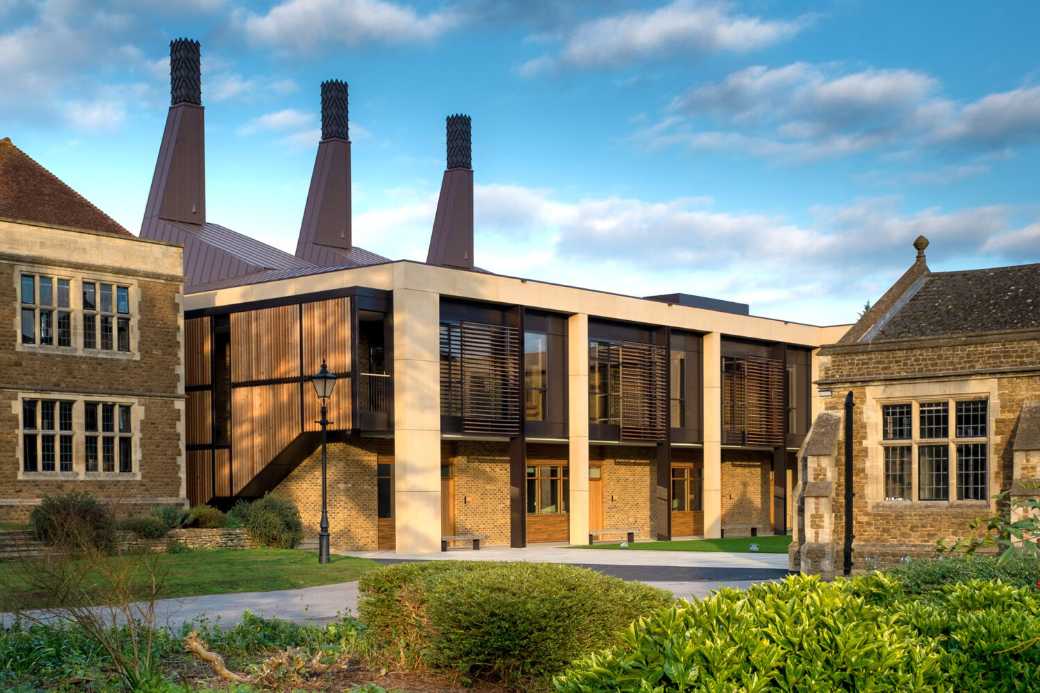View of Charterhouse Science at