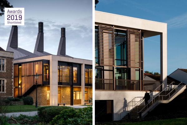 Charterhouse and Murray Centre RICS Shortlist Header Image
