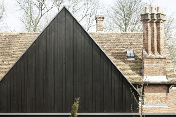Gable End of Extension