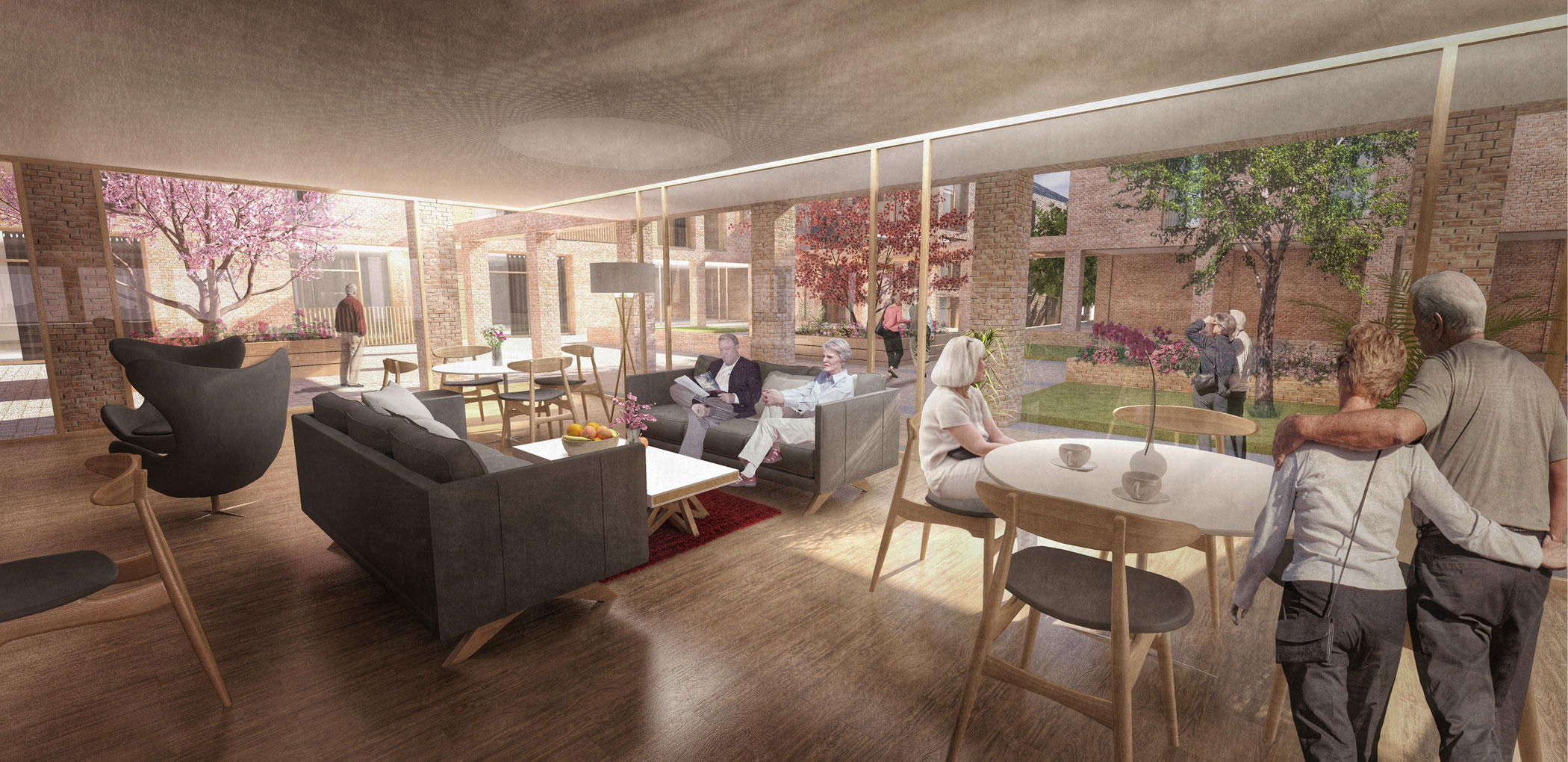 Communal Living Space
