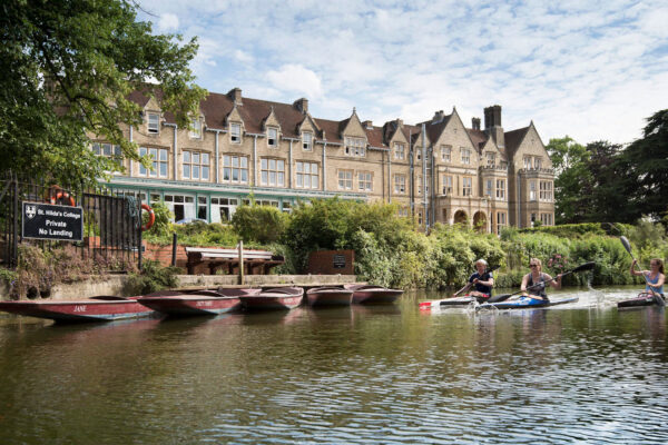 Design Engine appointed for new student accommodation project at St Hilda's College, Oxford
